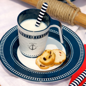 MARINE BUSINESS Mugs sailor soul (x6)