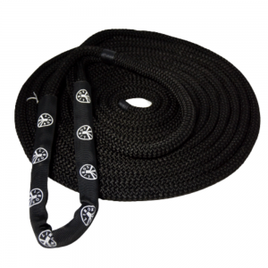 Liros Amarre handy elastic 16mm noir longeur 10 mètres