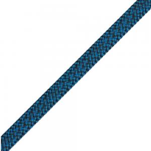 Liros Dyneema gainé Racer vision ø 8 bleu métal-bleu le mètre