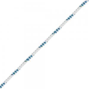 LIROS Drisse Herkules blanc/bleu ø4 le mètre