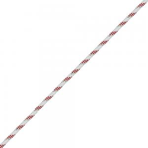 LIROS Drisse Herkules blanc/rouge ø5 le mètre