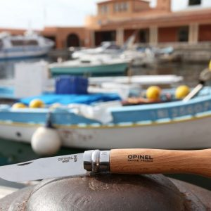 OPINEL couteau tradition inox n°7