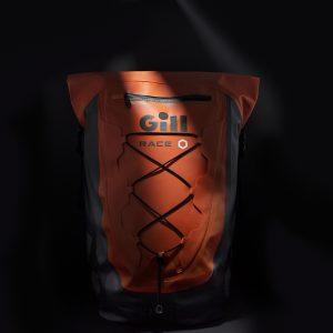 GILL Sac à dos étanche 35 litres orange