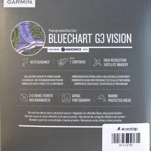 GARMIN bluechart G3 HD regular – HXEU001R