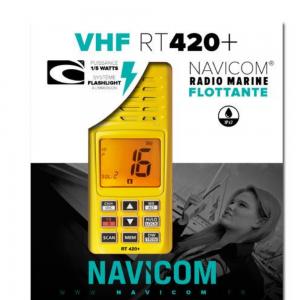NAVICOM VHF RT-420+ IPX7